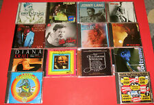 BIG LOT 14 CD - BLUES ROCK JAZZ- BB KING/ STEVIE RAY VAUGHAN /JONNY LANG & MORE