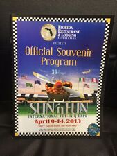 Sun 'n Fun Fly-In Airshow 2013 Event Program
