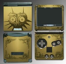 Legend of Zelda Majora's Mask Special Edition Game Decal Skin Nintendo GBA SP