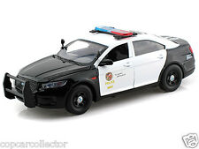 Motormax 1/24 LAPD Los Angeles Police Department Ford Interceptor