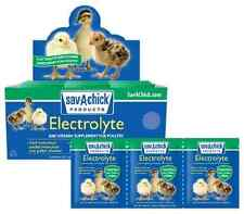 Sav-A-Chick Poultry Chicken Vitamins & Electrolytes 3 pack: 1 pack = 1 gallon