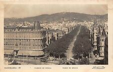B94932 paso de gracia real photo   barcelona   spain