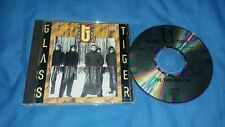 Glass Tiger - The Thin Red Line (CD 1986) 11 Tracks - CDP 7 46313-2