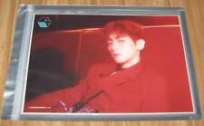 EXO-CBX Hey Mama! SMTOWN COEX Artium SUM OFFICIAL GOODS BAEKHYUN A4 PHOTO A NEW