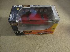 Jada Toy Dub City Dubshop 1951 Ford Mercury Diecast Model Kit 2003 1/24 MIB