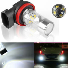6000K HID White High Power H11 CREE LED Bulbs Car Fog DRL Driving Light 60W Lamp