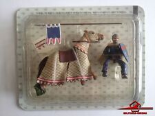 CHRISTIAN KNIGHT CRUSADER FRENCH STANDARD BEARER 12th CENTURY ALTAYA SCALE 1:32