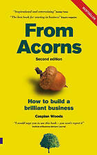 From Acorns: How to Build a Brilliant Business,GOOD Book