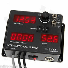 Brantz International 3 Pro Competition Trip Meter + Driver Display Socket