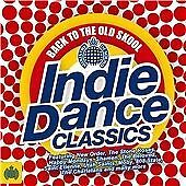 VARIOUS - BACK TO THE OLD SKOOL  INDIE DANCE CLASSICS     3 x CD Album    (2013)