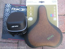 Selle Royal becoz relaxed comfort  unisex saddle / seat with free saddle bag