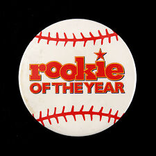 """1993 Rookie of the Year 2 1/2"""" Movie Pinback Button"""