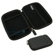 "New 5.2"" Inch Black Hard shell GPS Case Cover Carry GPS fits Garmin Nuvi"