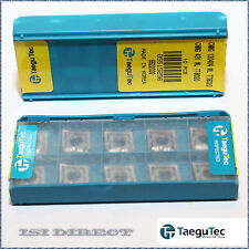 CNMG 431 ML TT8020 TAEGUTEC *** 10 INSERTS *** FACTORY PACK ***