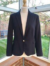Zara Navy Smart Blazer Jacket , Size XL