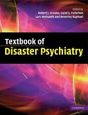 Textbook of Disaster Psychiatry (2011, Paperback)