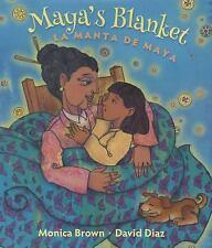 Maya's Blanket/La Manta de Maya-ExLibrary