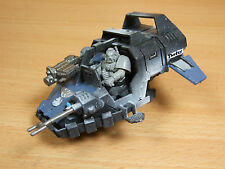 PLASTIC SPACE MARINE LAND SPEEDER PAINTED NO BASE (1132)