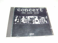 The Cure - Concert Live * WEST GERMANY CD 1984 *