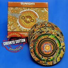 6 Australian Aboriginal Indigenous Souvenir Coaster Set Collection Wanaka