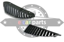MITSUBISHI LANCER CH 8/2003-9/2005 LEFT HAND SIDE GRILLE BLACK & CHROME