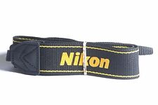 Nikon Genuine AN-DC3 Camera Neck Strap For SLR / DSLR