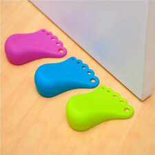 Baby Safety Foot Feet Door Stopper Children Protecting Prevent Fingers Injure