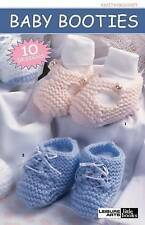 Baby Booties to Knit & Crochet  - Arts, Leisure NEW Paperback 01/12/2000
