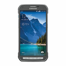 Samsung Galaxy S5 active G870A 16GB GRAY color Unlocked T-mobile AT&T GSM