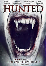 HUNTED 2015 Unrated Horror dvd VAMPIRES Kim Coates RORY SAPER Merritt Patterson