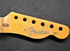 Early 1970 Fender Telecaster GUITAR NECK Vintage Original Maple 4bolt Mount Tele