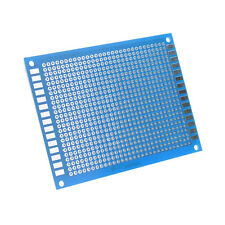 1PCS 7x9 cm Single Side Prototype PCB Tinned Universal Breadboard 70mmx90mm FR4