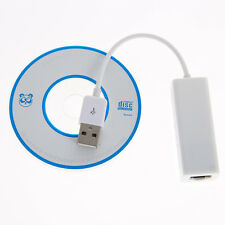 USB 2.0 Ethernet 10/100Mbps RJ45 Network Lan Adapter Card For Android Tablet PC