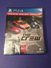 The Crew *Limited Edition + Bonus DLC* for PS4 NEW