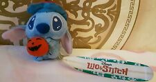 DISNEY LIMITED ED. LILO & STITCH ORIGINAL PLUSH - Peluche Cartoon Soft Toy Anime