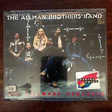 THE ALLMAN BROTHERS BAND - THE FILLMORE CONCERTS