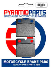 Indian 1700 Chief Roadmaster 09-13 Rear Brake Pads