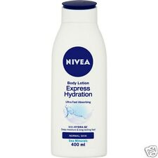 Nivea Body Lotion Express Hydration with HYDRA IQ Normal Skin Sea Minerals 400ml
