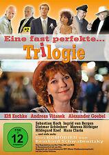 DVD Eine Fast Perfekte Hochzeit, Seitensprung, Scheidung Trilogie 3DVDs Set