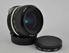 Nikon 28mm f2.8  Ai  Manual Focus Wide Angle Lens - Nice condition