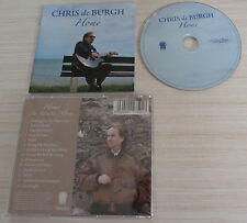 CD ALBUM HOME CHRIS DE BURGH 14 TITRES 2013