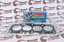 Arp Head Stud Kit & Cometic Head Gasket 81mm Honda/Acura B18A1 B18B1 Non Vtec
