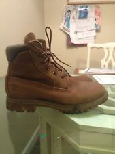 Timberland Youth Boys Brown Boots Size 5.5 (EU 37.5-38)