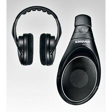 Shure SRH1440 Pro Open Back Headphones-extra velour earpads, zippered hard case