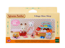 Sylvanian Families Foof & Shop Theme 4862 Village Shoe Shop /Age 3+