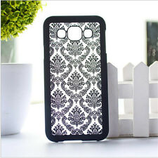 Hard Various Patterned Cover For Samsung Galaxy iPhone Glossy Ultra Slim Case