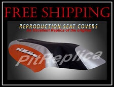 KTM SX EXC MXC 125 250 300 360 1997 '97 SEAT COVER [ZCCL]