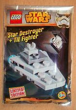 LEGO Star Wars 911510 Star Destroyer and TIE Fighter Micro Scale