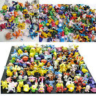 24PCS Wholesale Lots Cute Pokemon Mini Random Pearl Figures New Hot Kids Toy CH