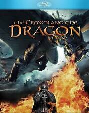 THE CROWN AND THE DRAGON (Blu-ray Disc, 2014) New / Sealed / Free Shipping